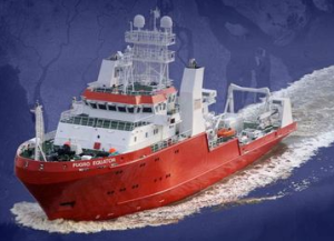 "Designed to Dutch company ""Fugro"" specifications and fitted with the latest survey equipment these are the most advanced vessels of their type. The vessel will be utilised on various projects in the Asia Pacific region."