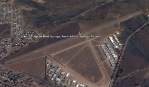 Springs Airfield- FASI. Pic: Google Earth.