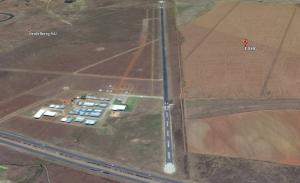 Heidelberg Airfield. Location of SA Flight Training Academy. SAFTA