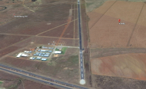 Heidelberg Airfield. Location of SA Flight Training Academy. SAFTA