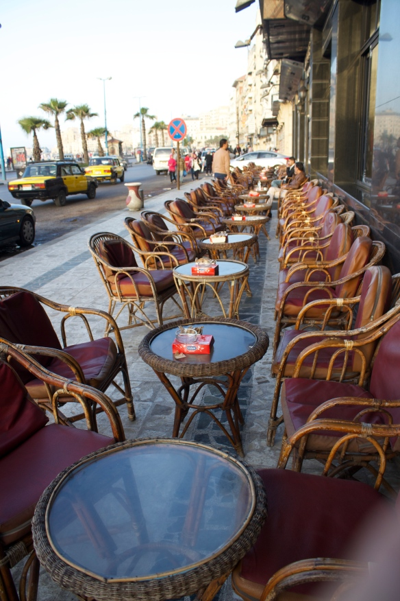 Alexandria_empty_tables