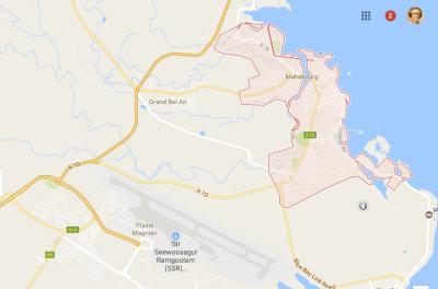 Mauritius International Airport